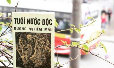 Tiểu thuyết Tuổi nước độc của Dương Nghiễm Mậu.